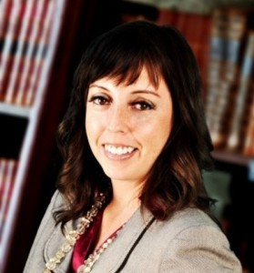Las Vegas Family Law Attorney Amber Robinson