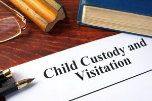 Child custody and visitation